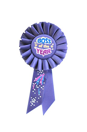 Beistle Boss of the Year Rosette von A Beistle Creation