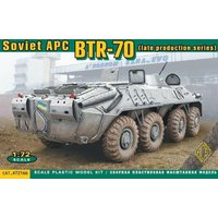 BTR-70 Soviet armored personnel carrier late prod. von ACE