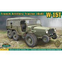 W-15T French WWII 6x6 artillery tractor von ACE