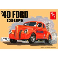 1940er Ford Coupe 2T von AMT/MPC