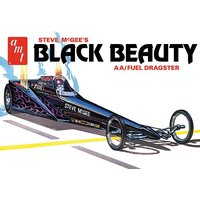 Steve McGee Black Beauty Wedge Dragster von AMT/MPC
