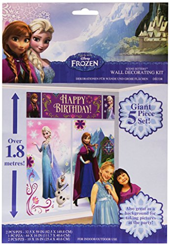 Disney Amscan International Frozen Scene Setter von Disney