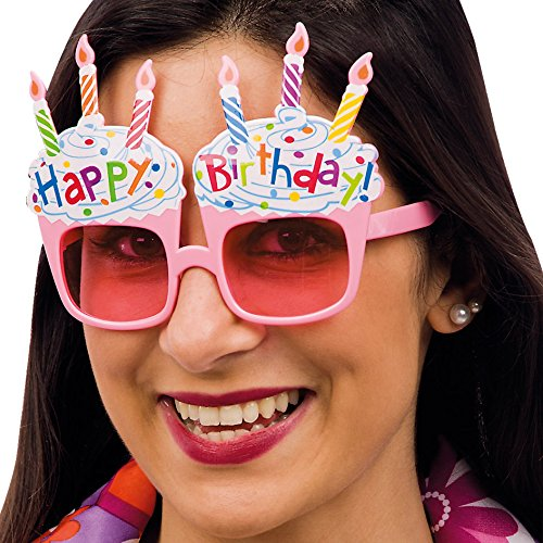 Carnival Toys 6056 Brille Happy Birthday to A Karte von Carnival Toys