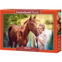 Beauty and Gentleness - Puzzle - 1000 Teile von Castorland