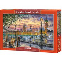 Inspirations of London - Puzzle - 1000 Teile von Castorland