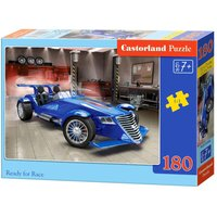 Ready for Race - Puzzle - 180 Teile von Castorland