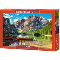 The Dolomites Mountains,Italy - Puzzle - 1000 Teile von Castorland