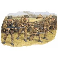 Brit.Commonw.Troops NW EUROPE 1944 von Dragon