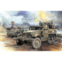 M16 Multiple Cun Motor Carriage von Dragon