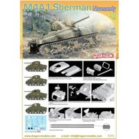 M4A1 Sherman, Normandy 1944 von Dragon