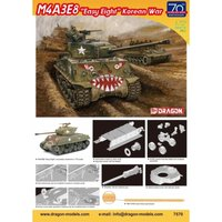 M4A3E8 Easy Eight - Korean War von Dragon