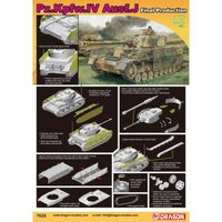 Pz.Kpfw.IV Ausf.J Final Production von Dragon