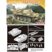 Sd.Kfz.171 Panther G Late Version von Dragon