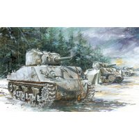 Sherman M4A3 (105mm) VVSS von Dragon