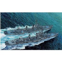 USS Livermore / Monssen 1942 (SmartKit) von Dragon