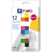 "FIMO soft Materialpackung ""Basic Colours"" von FIMO"