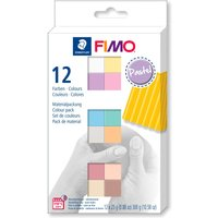 "FIMO soft Materialpackung ""Pastel Colours"" von FIMO"