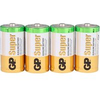 GP Batterien SUPER Baby C 1,5 V von GP