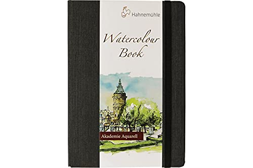 Hahnemuhle Watercolour Book - A5 Portrait, 30 Sheets von Hahnemuhle