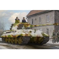 Pz.Kpfw.VI Sd.Kfz.182 Tiger II (Henschel Feb-1945 Production) von HobbyBoss