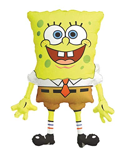 Horror-Shop SuperShape Spongebob Ballon von Horror-Shop