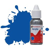 No 14 French Blue - Gloss - Acrylic - 14 ml von Humbrol