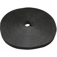 LABEL THE CABLE Klettband ROLL STRAP PRO schwarz von LABEL THE CABLE