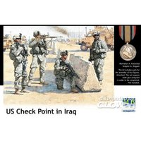 U.S. in Iraq, Checkpoint von Master Box Plastic Kits