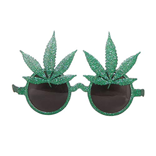 PARTY DISCOUNT Brille Cannabis von PARTY DISCOUNT