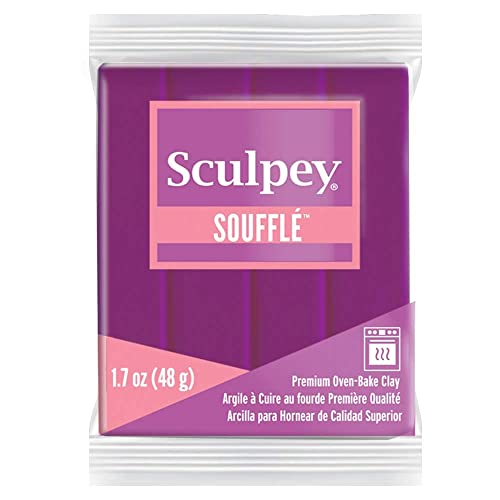 Sculpey Souffle Clay 2 Oz.-Turnip von Polyform