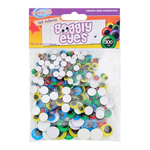 Premier Stationery P4274082 Crafty Bitz Goggly Eyes von Premier Stationery