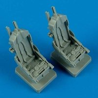 F-5F - Seats with safety belts [AFV-Club] von Quickboost