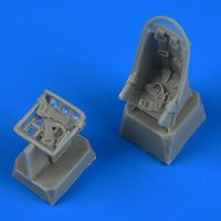 Ju 87 Stuka - Seats with safety belts von Quickboost