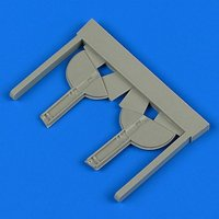Spitfire Mk.I - Undercarriage covers [Tamiya] von Quickboost