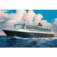 Model Set Queen Mary 2 von Revell