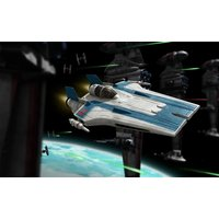 Resistance A-wing Fighter, blue version von Revell