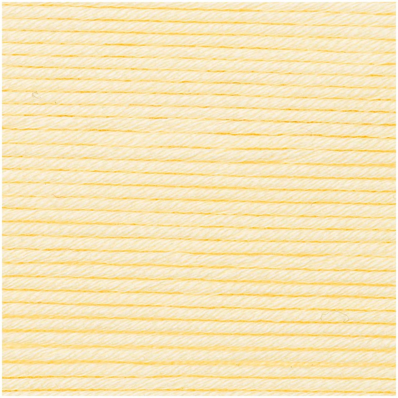 Rico Design Essentials Cotton dk 50g 120m zitrone von Rico Design