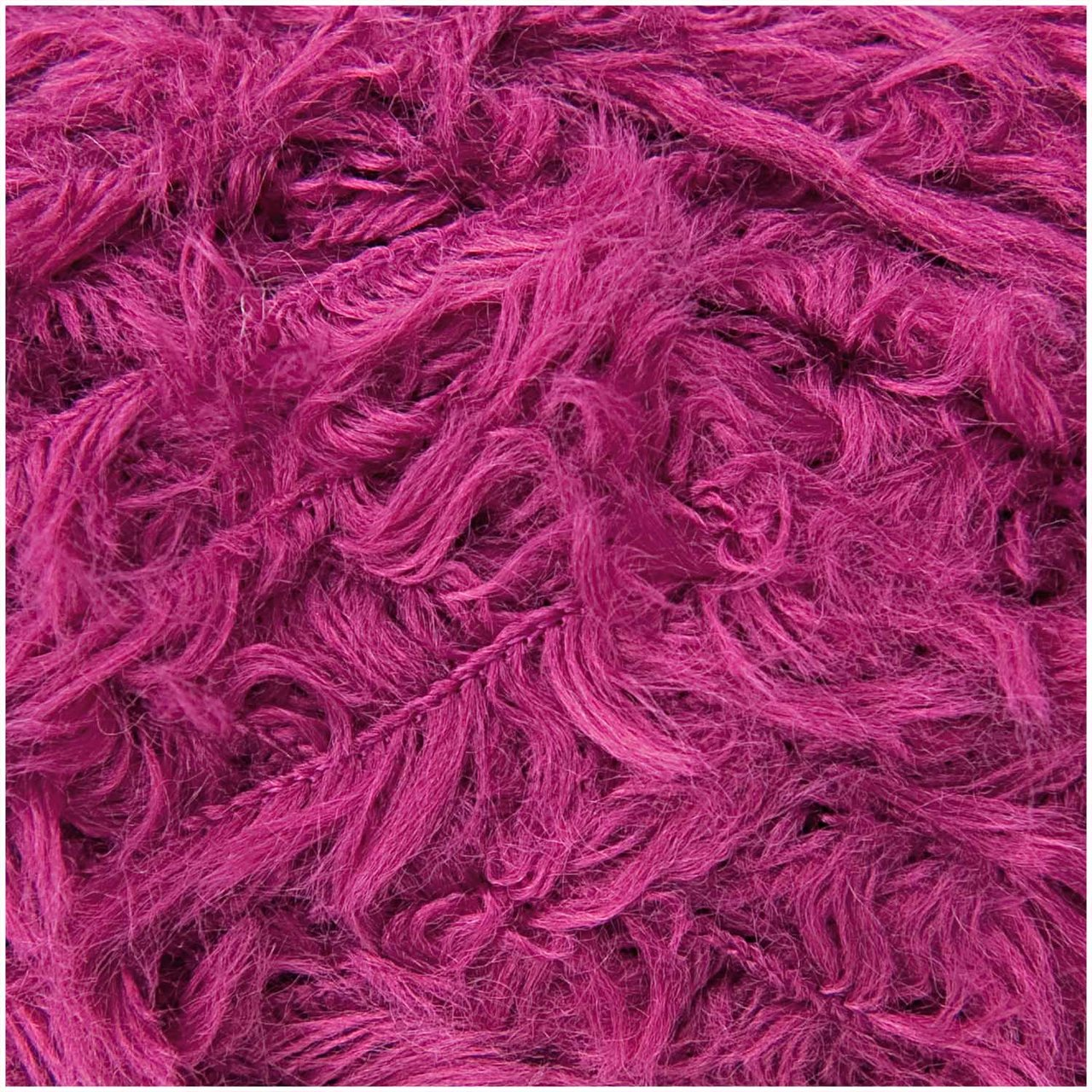 Rico Design Fashion FUR 50g 80m beere von Rico Design