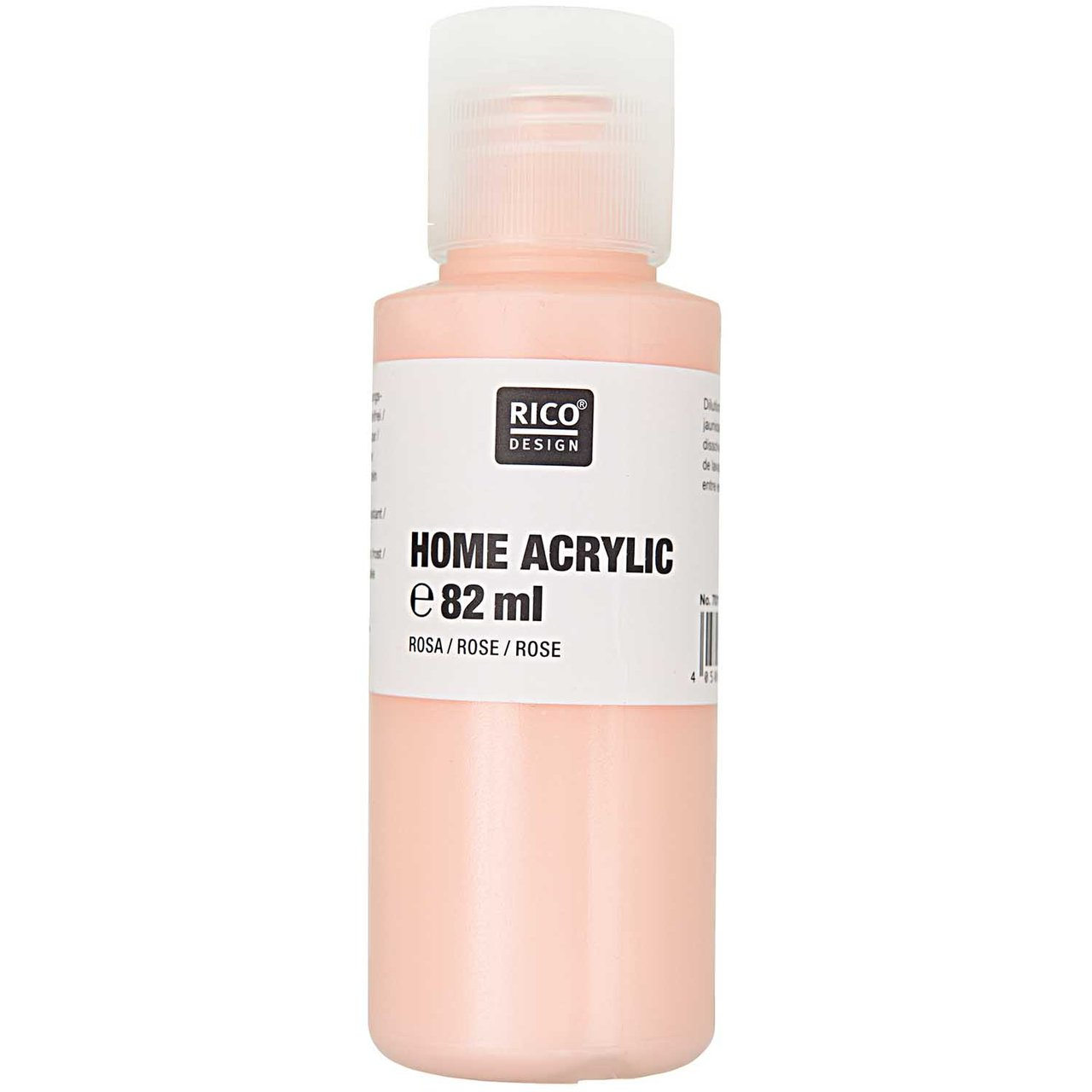 Rico Design Home Acrylic 82ml rosa von Rico Design