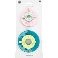 Rico Design Pompon Maker 4er Set von Rico Design