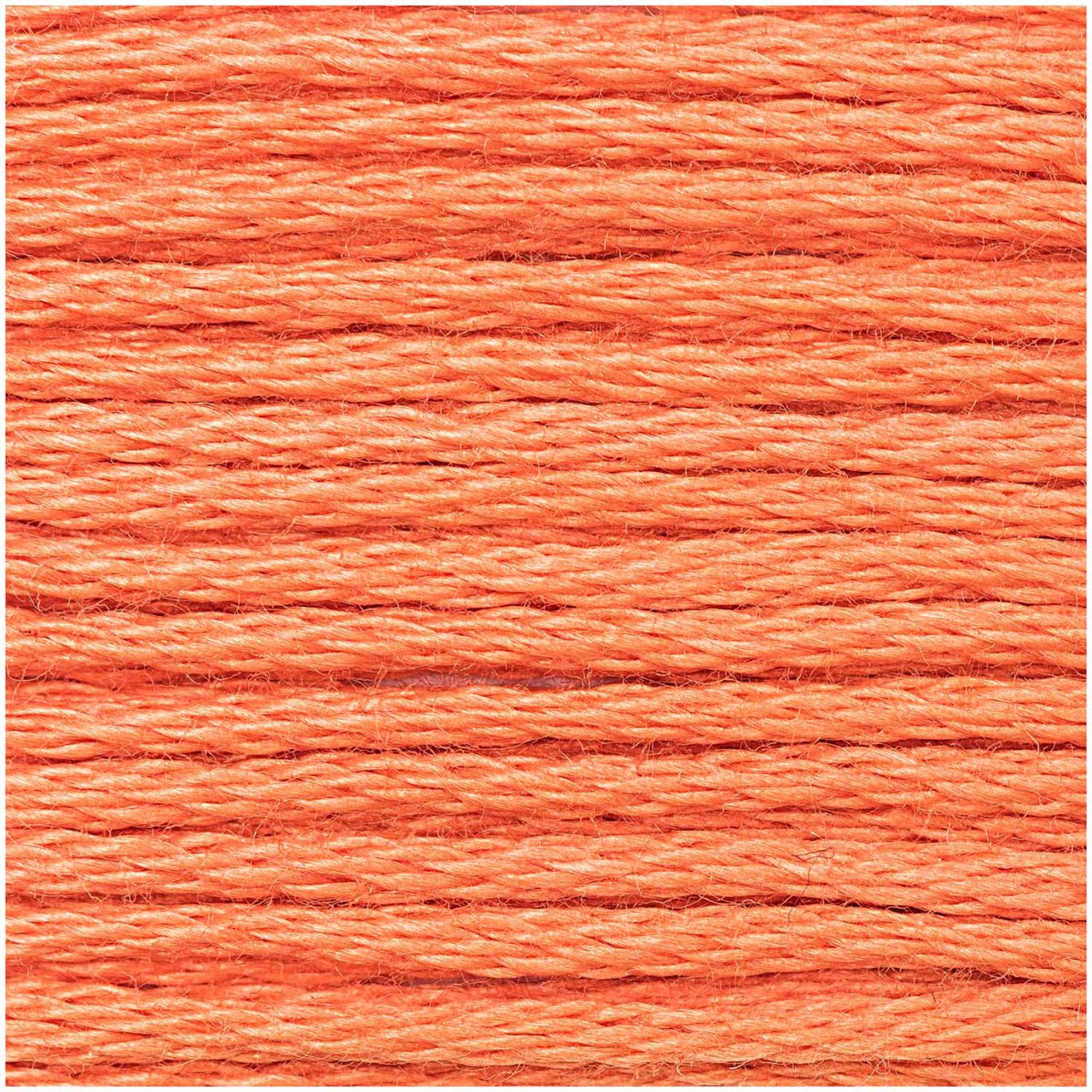 Rico Design Sticktwist 8m 024 terracotta von Rico Design