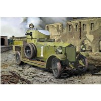 British Armoured Car (Pattern 1914) von Roden