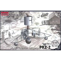 PKZ-2 Austro-Hungarian Helicopter World War 1 von Roden