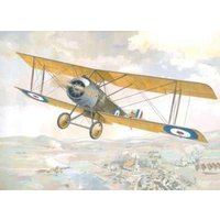 Sopwith 1 1/2 Strutter single-seat bomber von Roden