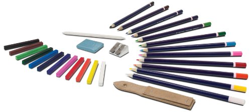 Royal & Langnickel RD833 - Essentials Zeichen Art Set von Royal Langnickel
