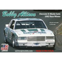 Bobby Allison, Chevrolet,1982 von Salvinos JR Models