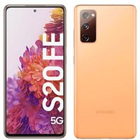 SAMSUNG Galaxy S20 FE 5G Dual-SIM-Smartphone cloud orange 128 GB von Samsung