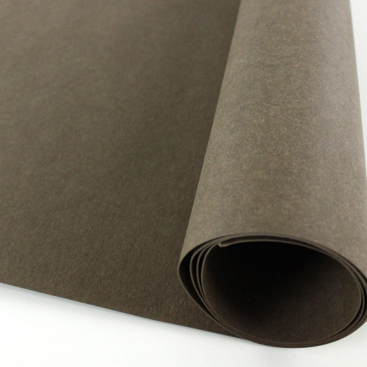 SNAPPAP chocolate 50 x 150 cm von Stoffe Hemmers