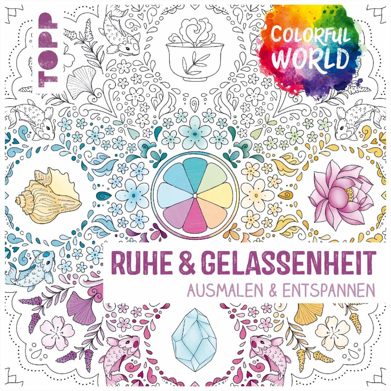 TOPP Colorful World - Ruhe & Gelassenheit von TOPP