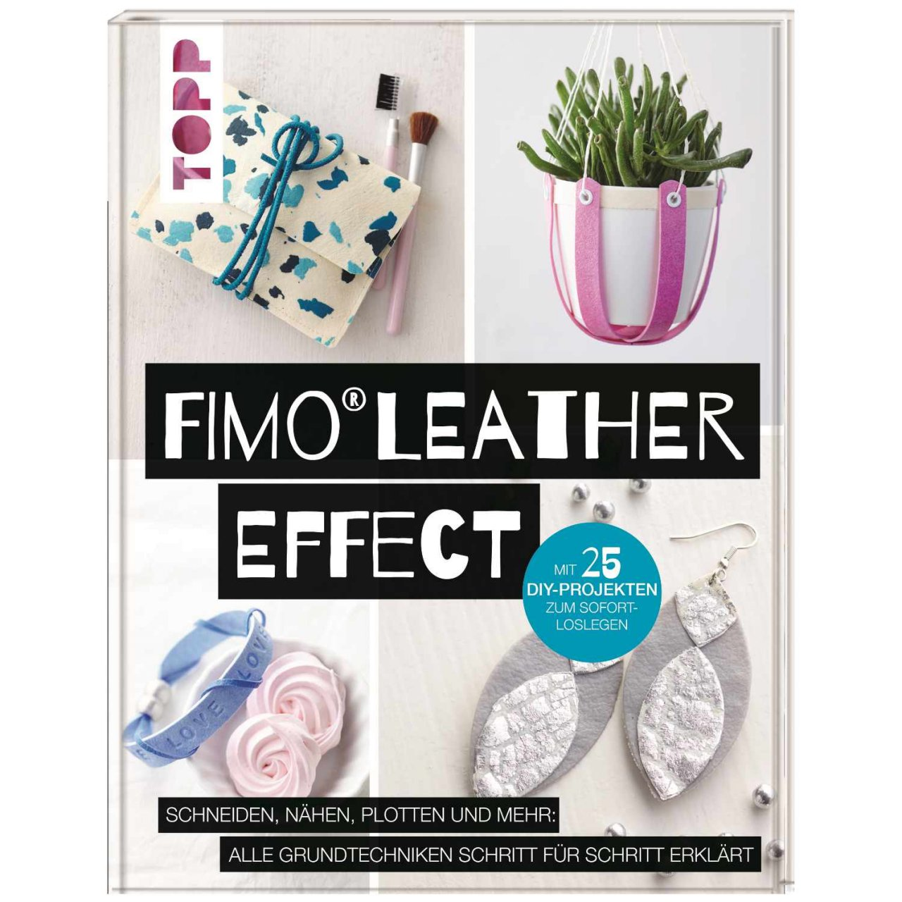 TOPP FIMO Leather Effect von TOPP